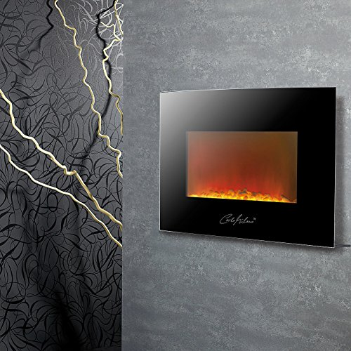 Carlo Milano Design Elektrokamin für Wandmontage / 2000 Watt - 3