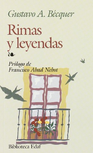 Rimas Y Leyendas (Biblioteca Edaf)