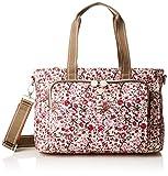 Oilily Damen Groovy Diaperbag Mhz Tote, Pink (Fuchsia), 14.5x25.5x38.0 cm