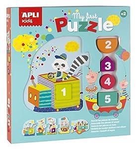 APLI Kids- Puzle, Color Surtido (17202)