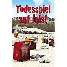 Todesspiel auf Juist: Ostfrieslandkrimi (German Edition)