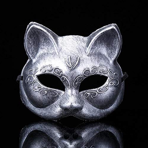 Männliche Kostüm Venezianische - ZXIU Masken für Kostüme Cosplay Kostüm Maske Horror Männlich Weiblich Maske