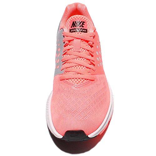 Nike Zoom Span W, Scarpe da Corsa Donna lava glow black wolf grey 601