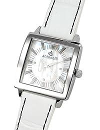 ANTONELLI 960009 - Reloj de Señora movimiento de cuarzo con correa de piel