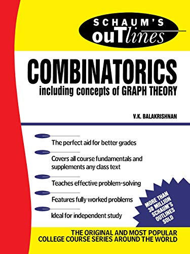 Schaum's Outline of Combinatorics (Schaum's Outline Series)