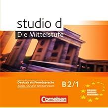 Studio D - Die Mittelstufe: CD B2 Band 1