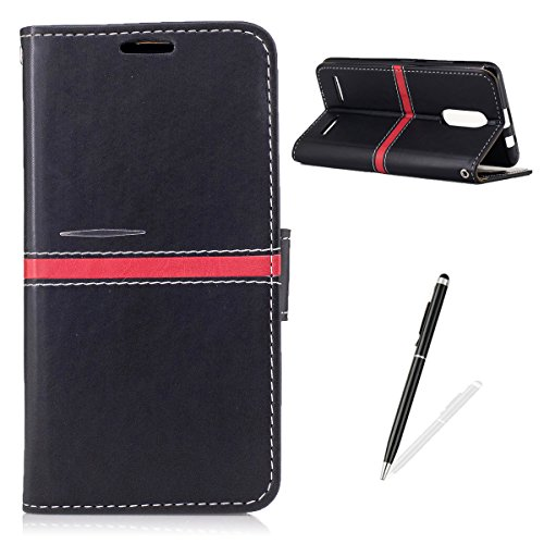 lenovo-k6-case-lenovo-k6-wallet-case-feeltech-magqi-magnetic-closure-premium-folio-pu-leather-wallet