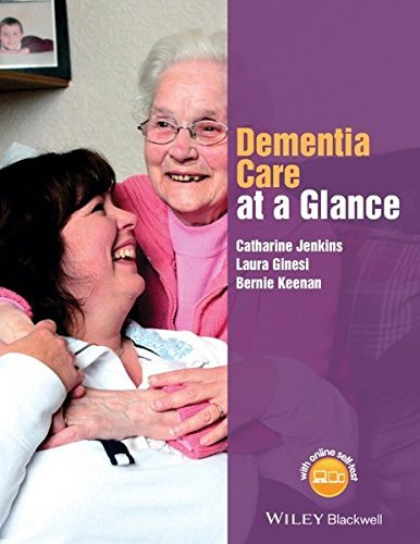 Dementia Care at a Glance (At a Glance (Nursing and Healthcare)) by Catharine Jenkins (2016-01-22)