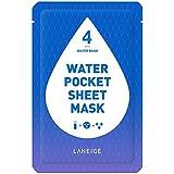 LANEIGE Water Pocket Sheet Mask – Water Bank [Moisturizing]