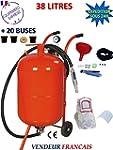 Sableuse mobile 38 litres 4 a 8 bar c...