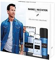 DANIEL HECHTER Coffret Homme Eau de Toilette Collection Couture/Jeans Brut 150 ml