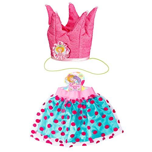 Spiegelburg Prinzessin Lillifee 2er Set 12891 12056 Prinzessinnen-Rock + Prinzessinnen-Krone - Rock-krone