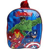 The Avengers Age of Ultron Official School Travel Backpack Bag