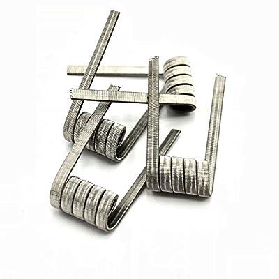 4x Ni80 Wire 0,2 Ω Ohm Coils Draht Nickel Wicklung Verdampfer Atomizer RDA RBA RTA RDTA - 28GA*5+0.1mm von DIY-24H