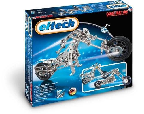 eitech 00015 - Juego de construcción de motocicleta