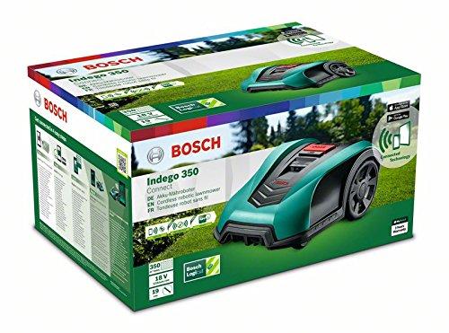 Bosch faucheuse de bricolage, 18 V, 2,5 Ah, jusqu'à 350 m² de surface de tonte par charge, 1 pièce