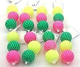 Ludomax Beachball Bälle, Beachbälle, Ersatzbälle (24 Stück)