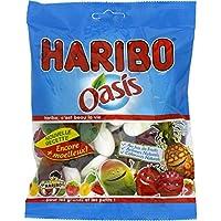 Haribo - Confiseries gélifiée fantaisies Oasis - Le paquet de 220g - Precio por unidad