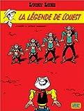 Lucky Luke, tome 41 - La Légende de l'Ouest de Morris (1 janvier 2002) Album