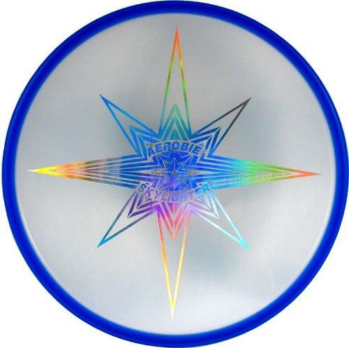 Aerobie Skylighter Lighted Flying Disc (Blue) Color: Blue
