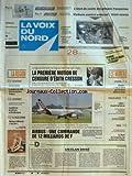 Telecharger Livres VOIX DU NORD LA No 14609 du 18 06 1991 LA 1ERE EMOTION DE CENSURE D EDITH CRESON AIRBUS UNE COMMANDE DE 12 MILLIARDS UN ELAN BRISE PAR HUARD LA GREVE DU ZELE DES DOUANIERS BELGES LA PROCHAINE RENCONTRE FRANCO BRITANNIQUE LES SPORTS ATHLETISME ELODIE C EST LA MERE QUI L A JETEE DANS LE CANAL LIBAN LA PAIX SYERIENNE INDE LE PARTI DU CONGRES A LA RECHERCHE D ALLIES L ETAT DE SANTE DES PLAGES FRANCAISES (PDF,EPUB,MOBI) gratuits en Francaise