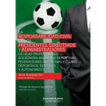 """Derecho Deportivo """"La responsabilidad civil """""""