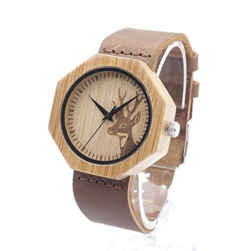 rtimer-montre-en-bambou-pour-femmes-avec-tete-de-cerf-dessinee-et-bracelet-en-cuir-marron