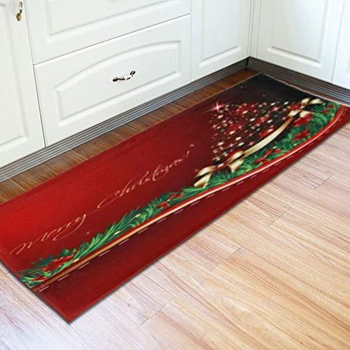 Bolange Alfombrilla alfombras Franela Antideslizante