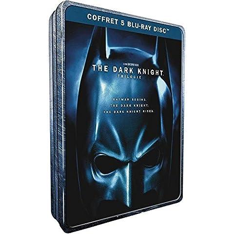 Coffret Batman: Batman Begins. The Dark Knight. The Dark Knight Rises