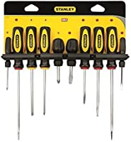 Screwdriver Set by Stanley, 0-60-100