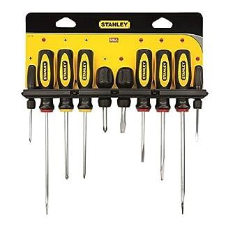 STANLEY 0-60-100 – Juego destornilladores basic 10 piezas