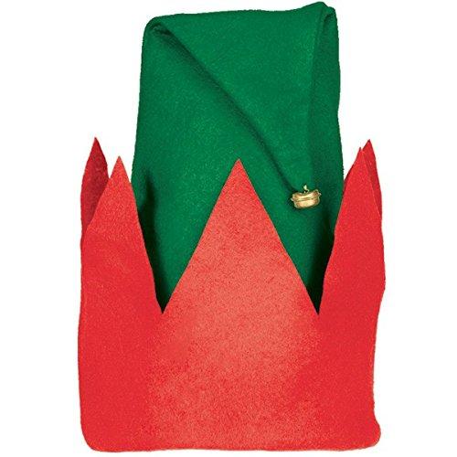 Up Boy Kostüm Für Little - Weihnachtselfe Mütze Kostüm Zubehör Kinder