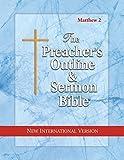 The Preacher's Outline & Sermon Bible: Matthew Vol. 2: New International Version (Preacher's Outline & Sermon Bible-NIV)