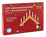 Idena LED Adventsbogen 7 Lichter, n...