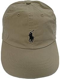 Ralph Lauren Polo Men's Baseball Cap Beige