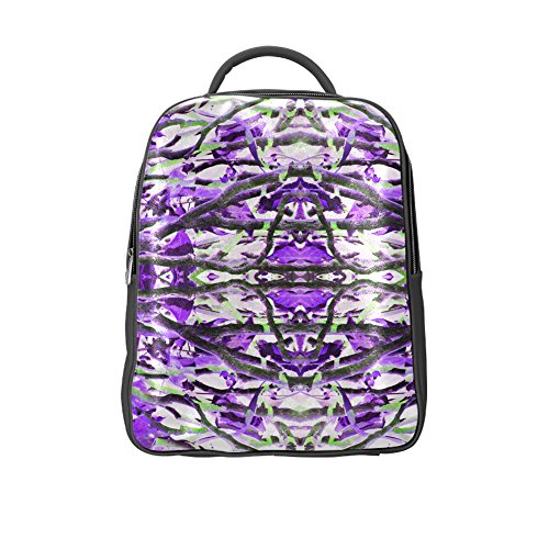 fashion-and-customized-twig-and-arrow-print-black-medium-size-backpack