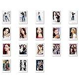 KroY PecoeD Kpop BTS Carte Postale Photo BTS EXO Twice NCT IZONG avec 5 Clips Photo...