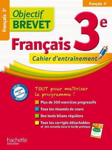 OBJECTIF COLLEGE FRANCAIS 3EME
