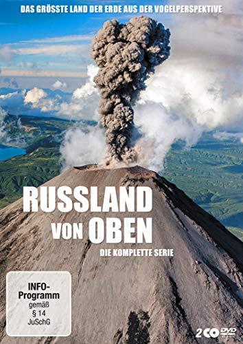 Preisvergleich Produktbild Russland von oben - Die komplette Serie [2 DVDs]
