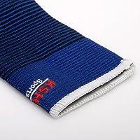 Preisvergleich für 2 X Stretch Knöchel Unterstützung Klammer Pad Wrap Band Sport