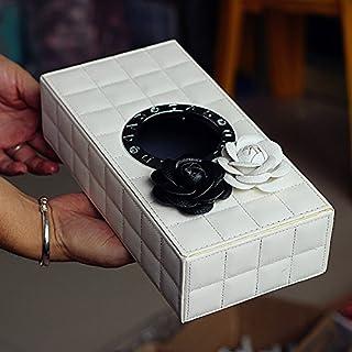 LBTSQ fahrzeug-box auto-innenausstattung dekoration auto-box kfz-zubehör schmuck schmuck weiße