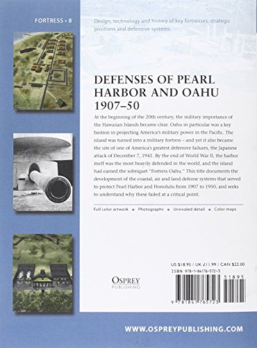 Defenses of Pearl Harbor and Oahu 1907-50 (Fortress)
