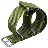 ZULUDIVER - -Armbanduhr- ZUL-HYI-141.1003S-GREEN-SSS-18