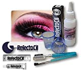 Refectocil BEAUTY FÄRBE SET Wimpernfarbe Augenbrauen Lash Color Intimfärbung Men
