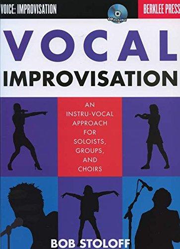 Vocal improvisation chant+CD (Book & CD)