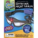 POOF-Slinky 15000 Slinky Science Spyhawk Night Vision Goggles with Listening Device by Slinky Science TOY (English Manual)