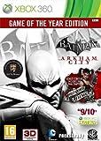 Batman: Arkham City -Goty- [Import spagnolo]