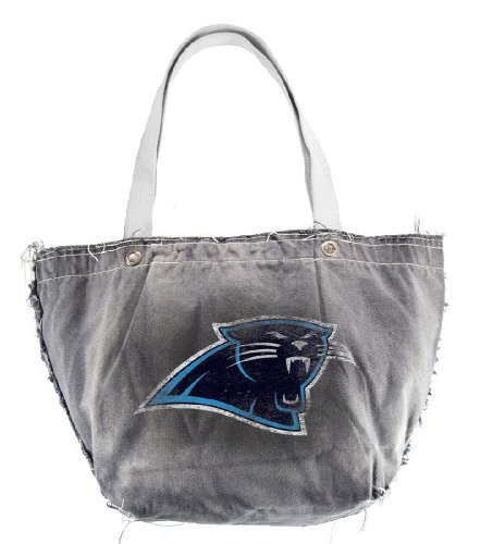 nfl-carolina-panthers-vintage-tote-schwarz