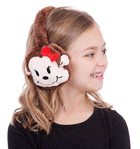 Girls-Animal-Ear-Muffs