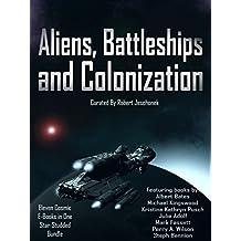Aliens, Battleships and Colonization: 11 Sci-fi Books Bundled Together